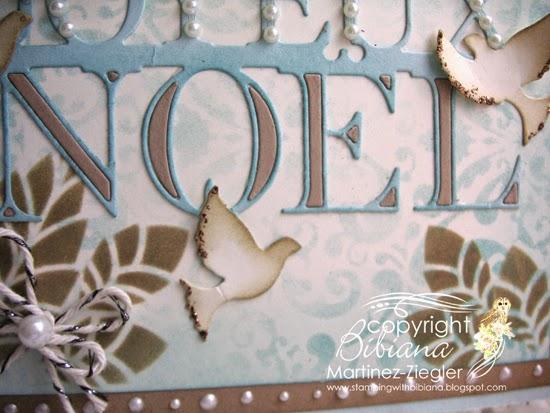 joyeux noel detail word