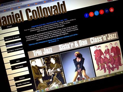 Daniel Collovald Accordeur de pianos