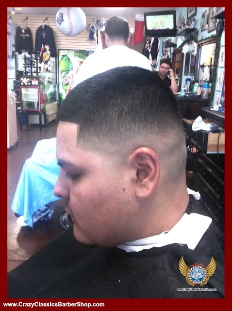 Black Barber Shop Haircut Styles