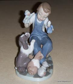 "Lladro ""Puppet Show"" #5736"