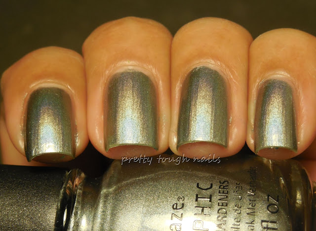 China Glaze Hologlams Cosmic Dust
