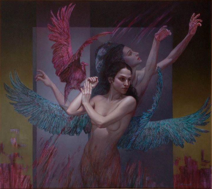 Miguel Avataneo 1962 | Argentine Realistic Figurative painter