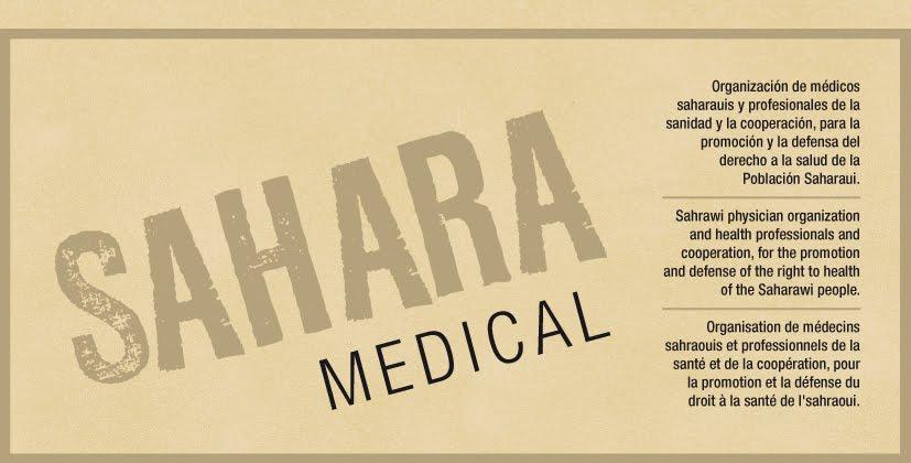 Sahara Medical. Por los Derechos Humanos y Salud para el Pueblo Saharaui. صحراء ميديكال