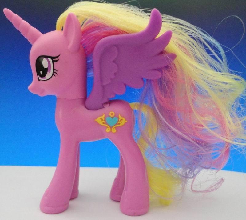 my little pony g4 shining armor and princess cadance on taobao