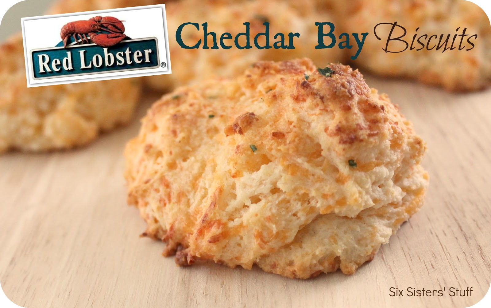 ChitChat: Six Sisters' Stuff: Red Lobster Cheddar Bay Biscuits ...
