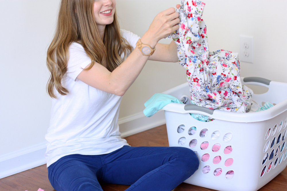 Six simple ways to keep laundry from taking over your life!