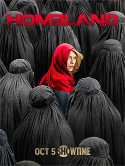 Homeland Temporada 4 audio español