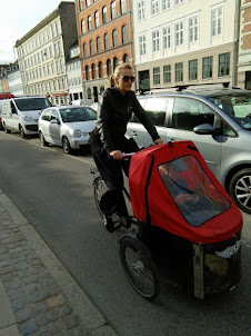 Cycle commuters in Copenhagen