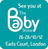 I'm a Baby Show Blogger!