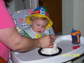 Taban's 1st Birthday ... March 16, 2008