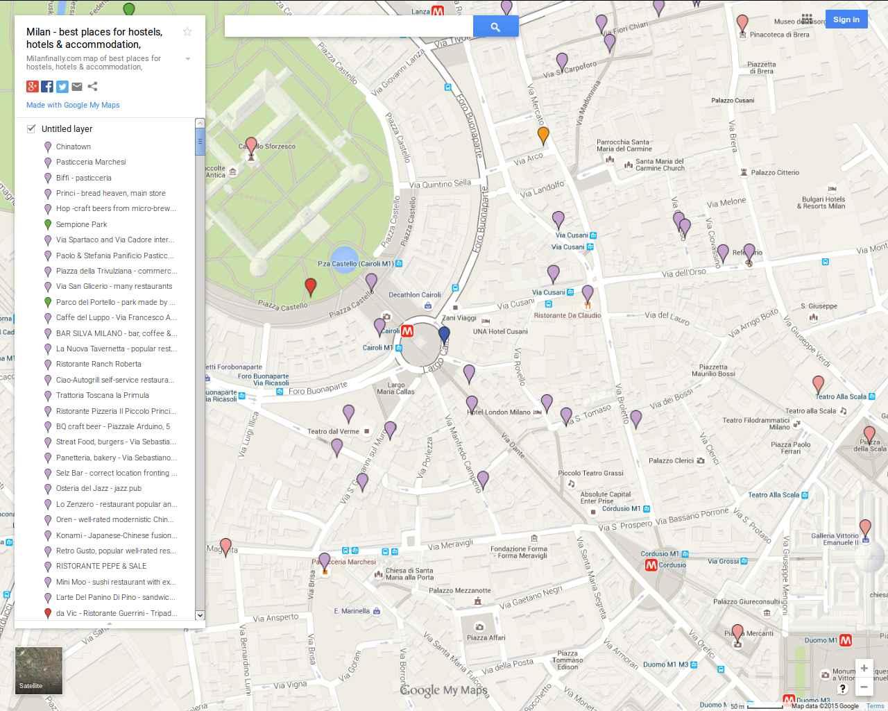 3-star hotel Milan | Hotel Five Official Site | Design