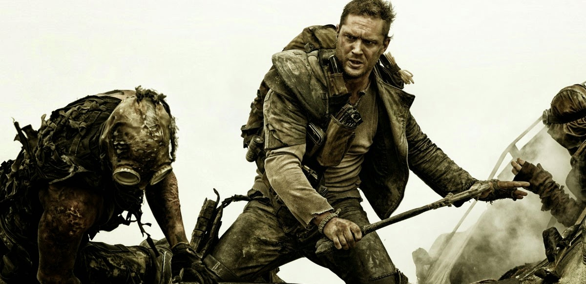 Cenas inéditas e mais ação nos comerciais de Mad Max: Estrada da Fúria, com Tom Hardy