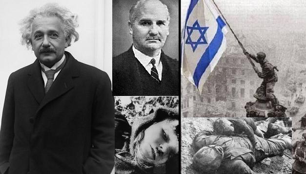 Άλμπερτ Αϊνστάιν: δείγμα ενός ηλίθιου Εβραίου και κουτοπόνηρου απο τις κατώτερες φυλές !!