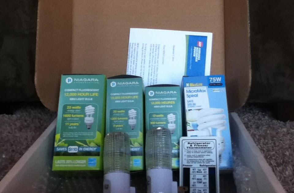 Frugal fort wayne free energy efficiency kit from aep for Energy efficiency kit