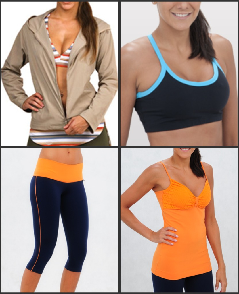 ... offer a variety of comfortable, versatile, unique and sexy fitness wear.