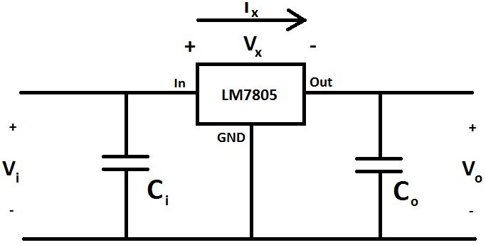 solar charge regulator circuit diagram