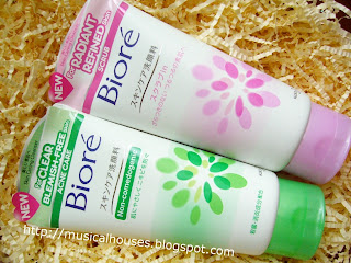 Biore Acne Clearing Scrub Review