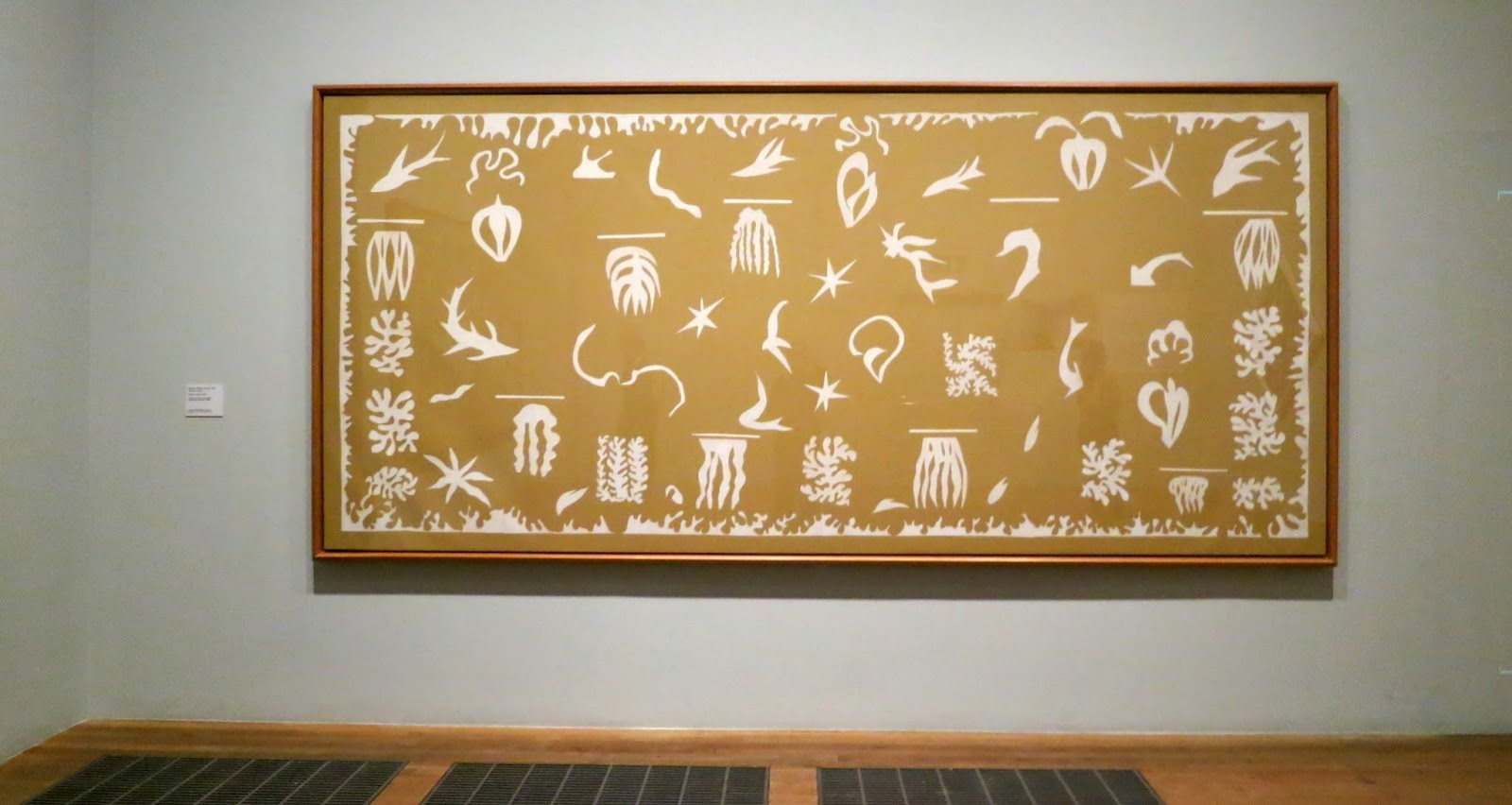 A Place Called Space: Henri Matisse - The Cut-Outs