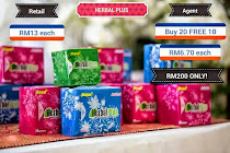 Pad Herbal Plus Greeno
