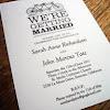 Tips dan Inspirasi Memilih Contoh Wedding Invitation