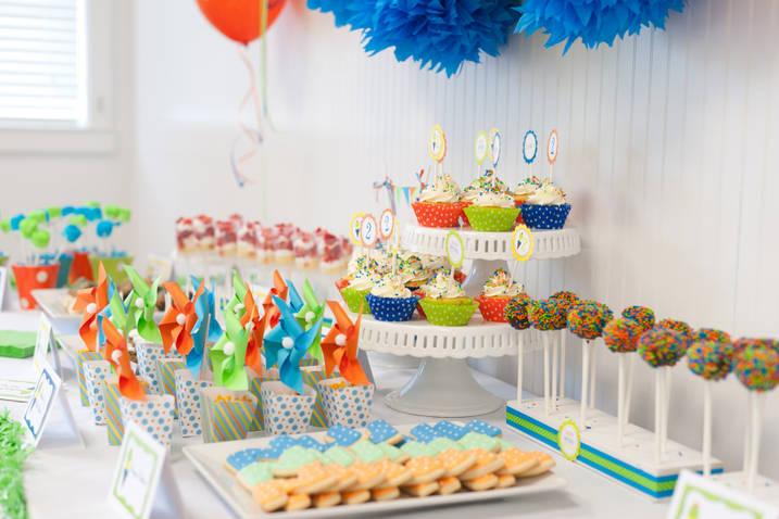 Karas Party Ideas Boy Themed Ice Cream Party Karas Party Ideas