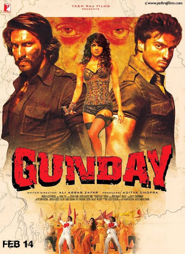 Gunday (2014) Movie Poster