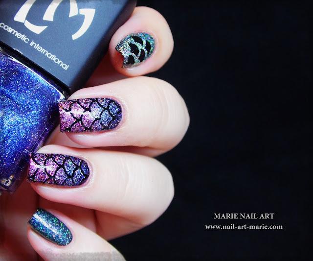 NaiL Art Sirène - Nail Vinyls