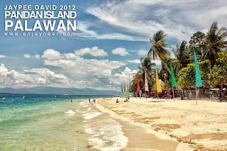 Isla Pandan, Pandan Island, Palawan, Puerto Princesa, Philippines, Honda Bay, Island Hopping, White Sand Beach
