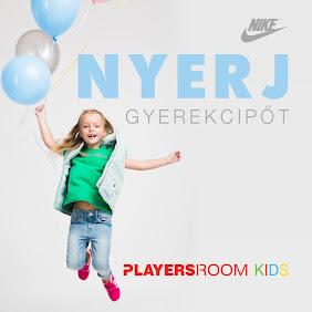 Nyerj egy Nike gyerekcipőt!