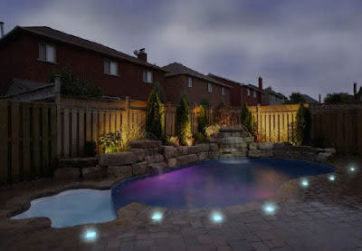 Solar Led Garden Lighting