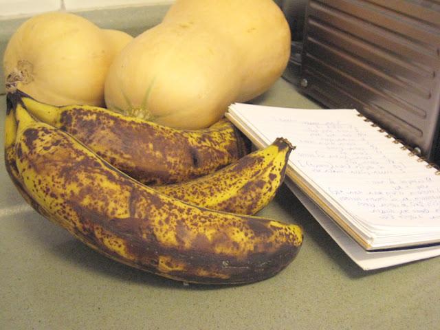עוגת בננה