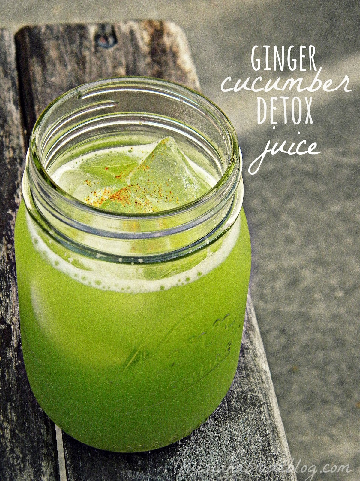 Watch How to Make Cucumber Juice video