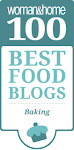 Listed in Woman and Home magazine in the top 100 food blogs