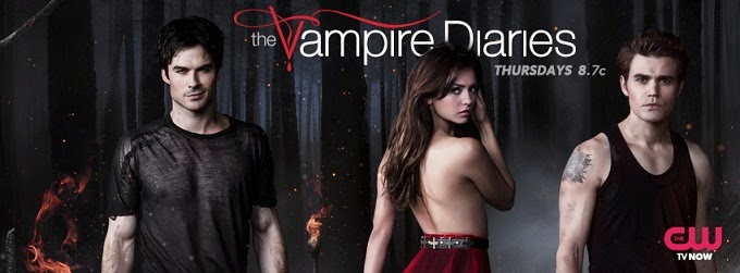 The Vampire Diaries sezonul 5 episodul 19 (Man of Fire)