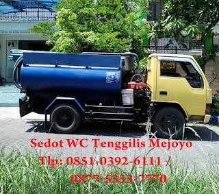 SEDOT WC TENGGILIS MEJOYO
