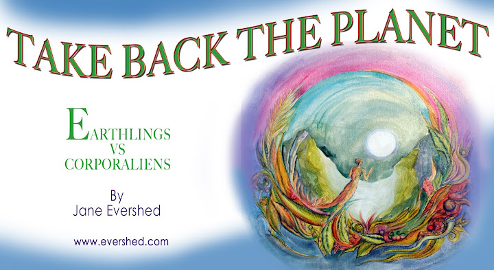 Take Back the Planet