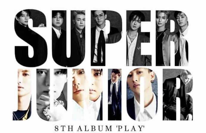 Super Junior - PLAY (8th Album)
