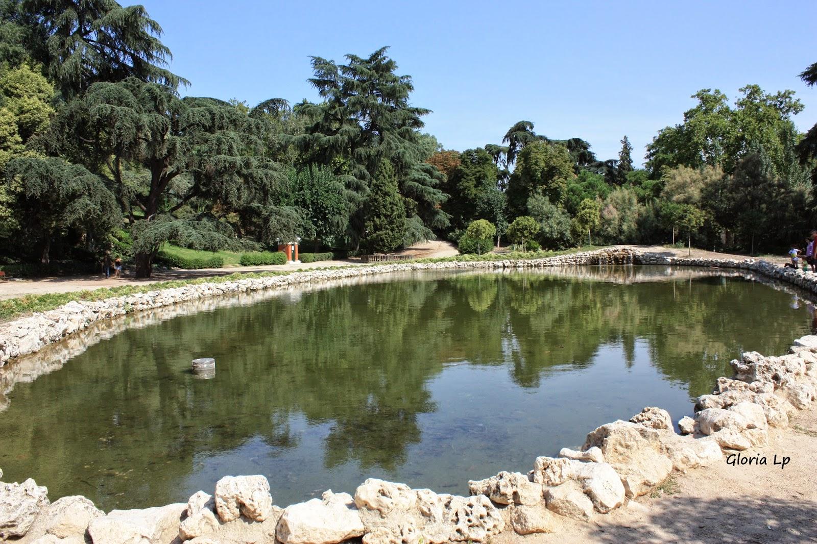 Otra mirada parque fuente del berro for Piscina fuente del berro