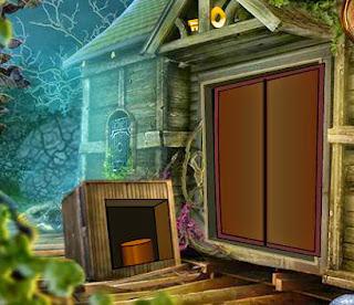 Juegos de escape Back Door Escape