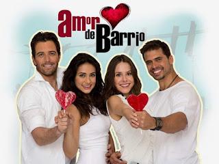 Amor De Barrio Capitulo 26 Lunes 13 De Julio Del 2015