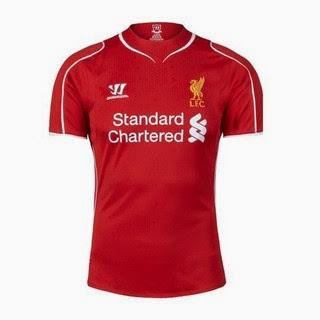 jual jersey, online jersey, Liverpool FC Home warna merah, grade ori, jual online baju bola , terpercaya, online Stores jersey, grade ori Liverpool, kostum bola, futsal