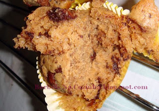 Muffins de Capuccino
