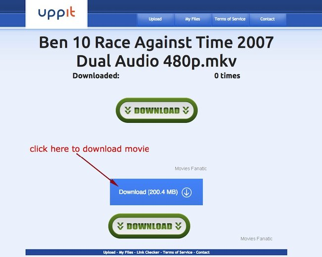 How to Download Files from Uppit