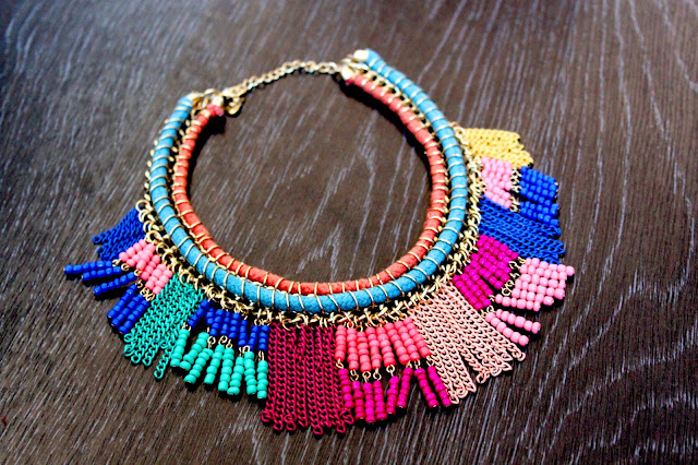 ожерелье Pull & Bear