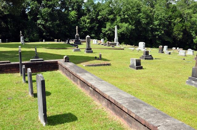 Odd Fellows Cemetery Macon, MS