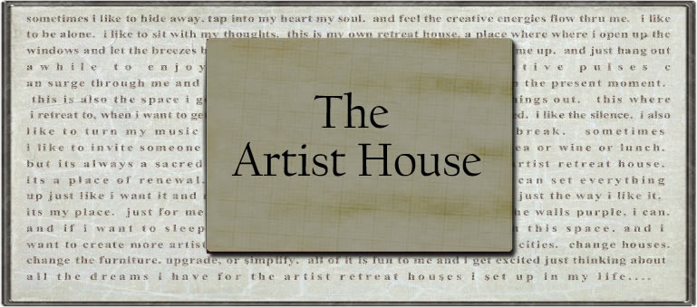 The Artist Retreat House
