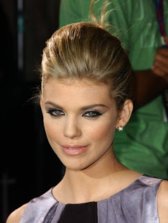 AnnaLynne McCord Eye Makeup