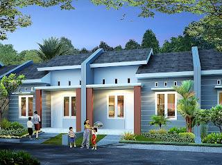 Design rumah Tinggal type 36
