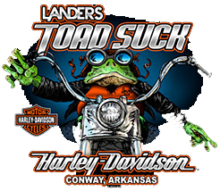 Toad Suck Harley Davidson