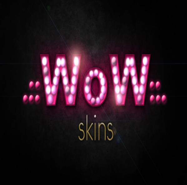 wow skin